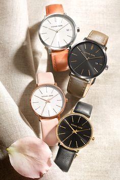 Quartz Watches Men's Watches Ycys-womens Retro Weave Wrap Flower Faux Leather Bracelet Wrist Watch Sky Blue