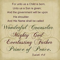 The Mighty God humbled Himself to be born in a manger!!