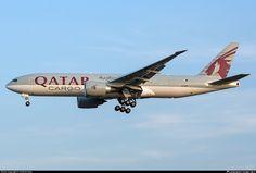 A7-BFF Qatar Airways Cargo Boeing 777-FDZ