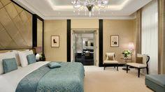 Presidential Suite - Bedroom, Palais Hansen Kempinski Vienna