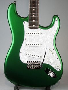 Psychederhythm / Standard-S Green Mica Metallic Guitar Free Shipping!, $2 130.00