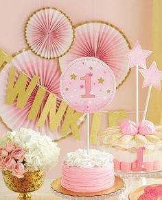 Twinkle Twinkle Little Star Party Decorations