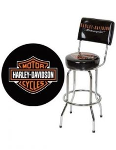 Have you been look for some Cool Harley-Davidson Bar Stools for your Harley-Davidson themed bar, garage or anywhere. The Cool Harley-Davidson...