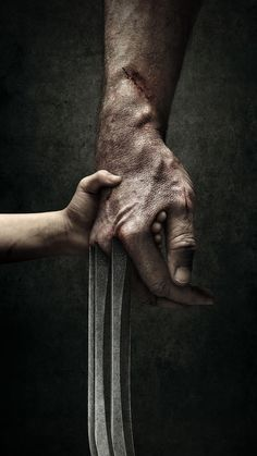 Wolverine 3 Rogan Movie Poster #iPhone #6 #wallpaper