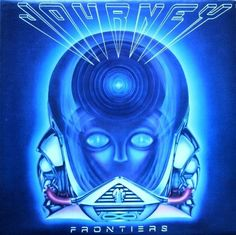 Journey - Frontiers CANADA 1983 Lp mint--