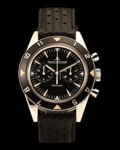 Jaeger-LeCoultre Deepsea Vintage Chronograph for 63,415 kr for sale from a Trusted Seller on Chrono24