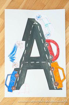 abeceda | Neposedné nožnice Busy Bags, Preschool, Kultura, Reading, Books, Games, Alphabet, Literatura, Tote Bags