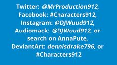 Photos from Instagram. Animation by App on WeVideo. Author by @DJWuud912 (or @MrProduction912).