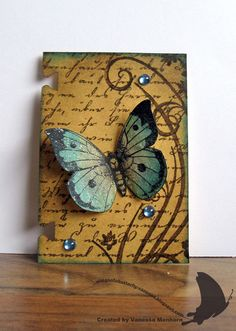 great color combination...and always love the butterflies, swirls and script. Always. :o)