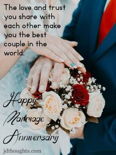 Best anniversary quotes for couple Happy Marriage Anniversary Quotes, Anniversary Quotes For Couple, Wedding Anniversary Message, Happy Anniversary Wishes, Wedding Messages, Wedding Quotes, Write Name On Cake, Best Wedding Speeches, Couple Quotes