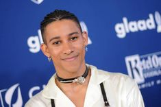 BEVERLY HILLS, CA - APRIL 12:  Keiynan Lonsdale attends the 29th Annual GLAAD Media...