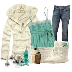 Cute and comfy outfit