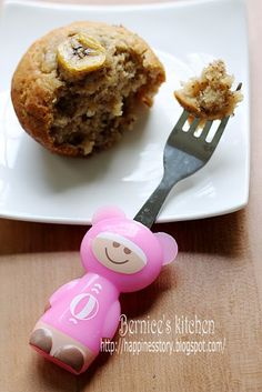 Bernice's Kitchen: 制作简单の超软香蕉蛋糕 Soft Banana Cake
