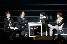 Nakamura-san looks so cute Ono Daisuke, Nakamura Yuuichi, Kamiya Hiroshi