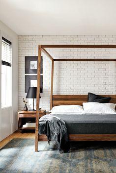 cool 59 Gorgeous Modern Scandinavian Bedroom Design  https://about-ruth.com/2017/10/20/59-gorgeous-modern-scandinavian-bedroom-design/
