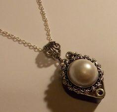 Magnifying Glass Loupe Oxidized Silver Pearl Pendant Necklace 20x Fancy Gen Designs,http://www.amazon.com/dp/B00I9RAVSW/ref=cm_sw_r_pi_dp_75vgtb0MHVWWA3TB
