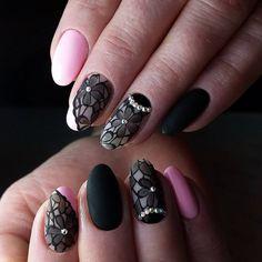 Идеи дизайнана ногтей - фото,видео,уроки,маникюр!