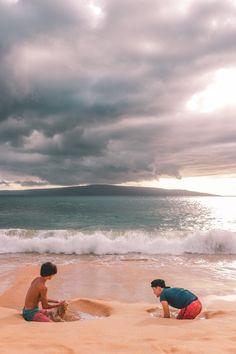 8 Cool Things to do in Wailea Maui | Makena Beach State Park #simplywander #maui #wailea #makenabeach