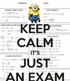 English teacher: Coping with exam stress