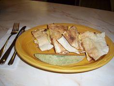 A Yours Truly Restaurant original...a YT Medley, fried eggs & pita