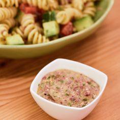 Mediterranean Vinaigrette for Pasta Salad By Geoffrey Zakarian