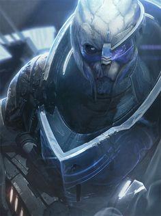 Garrus - Mass Effect 3