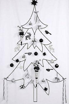Creatieve alternatieven voor een kerstboom - ThePerfectYou.nl