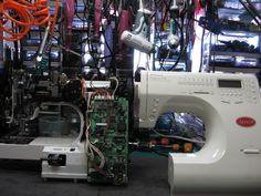 シンガーミシン修理 SINGER APRICOT COMPUTER 9780  - ミシン修理センター株式会社 スタッフのブログ