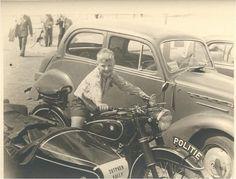 Rodekruis rally  1953
