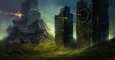 Monoliths by SolFar