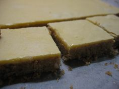 Ořechové řezy se žloutkovou polevou Recipes, Food, Recipies, Essen, Meals, Ripped Recipes, Yemek, Cooking Recipes, Eten