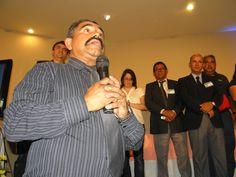 Francisco Ferrera en la constitución de la OPPFH