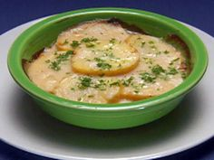 School's Out Scalloped Potatoes recipe from Robert Irvine via Food Network