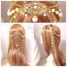 Star circlet by Lillyxandra on DeviantArt