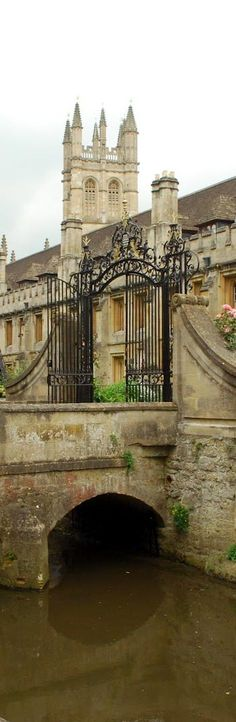 Magdalen College, Oxford | England