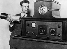 Philo Farnsworth - Electronic TV Inventor