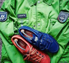 finest selection ee0ae 1883d Its a Spezial day! Jeff Nagle · Adidas SPZL