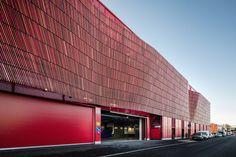 Gallery of Easton Commercial Center / Lahdelma & Mahlamäki Architects - 2