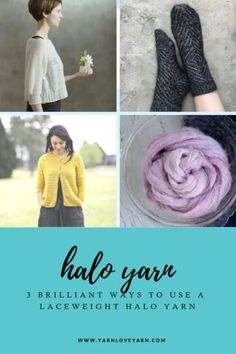 How to Use Fluffy, Halo Style Yarn Lace Patterns, Knitting Patterns, Catherine Of Aragon, Yarn Inspiration, Sock Knitting, Color Pairing, Hand Dyed Yarn, My Favorite Color, Ravelry