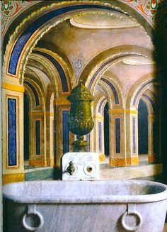 Curious Places: Castello di Sammezzano (Reggello/ Italy)