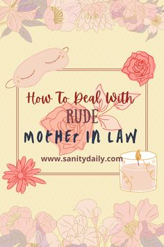 How to deal with a rude mother in law? #motherinlaw Mother In Law, Care About You, You Gave Up, Art Of Living, Helpful Tips, Need To Know, Cakes, Eat, Feelings