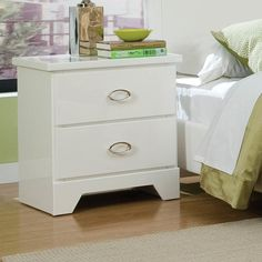 Standard Furniture Meridian 2 Drawer Nightstand - http://delanico.com/nightstands/standard-furniture-meridian-2-drawer-nightstand-502048657/