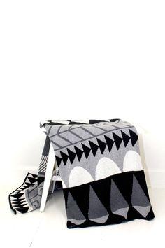 Via Luvocracy | Kenichi Eco Blanket by Karrie Kaneda