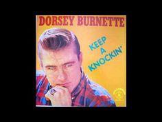 Rockin' Johnny Home by Dorsey Burnette. A tune about his bro?