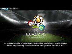 Tráiler de la expansión UEFA Euro para FIFA 2012  El fútbol es el deporte más popular del mundo, y esto se traslada a los juegos. Es por ello, que la gran cantidad de fanáticos de FIFA 2012, podrán jugar la Copa Europea de la UEFA con esta expansión. Hasta la llegada de su lanzamiento,  el 24 de Abril, miren este excelente tráiler en nuestro canal oficial de Mp3.es en YouTube.