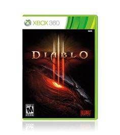 Diablo III - Xbox 360    #25To50, #Diablo, #Xbox