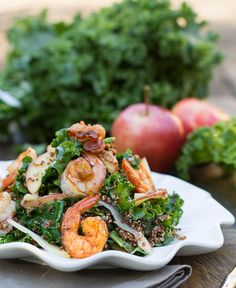 Experience The Goodness Of Fall at P.F. Changs's and Apple Kale Quinoa Recipe