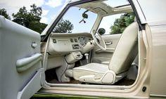 1991 Nissan Figaro cabin