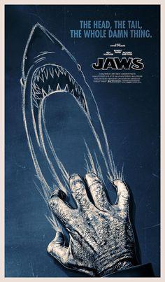 Jaws by Scott Woolston *