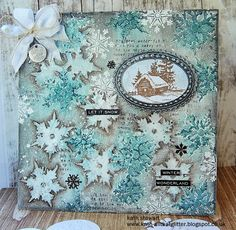 Kath's Blog......diary of the everyday life of a crafter: Trio-tastic...